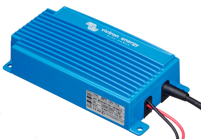 Victron Blue Power 12 Volt 7 Amp Battery Charger - Single Output